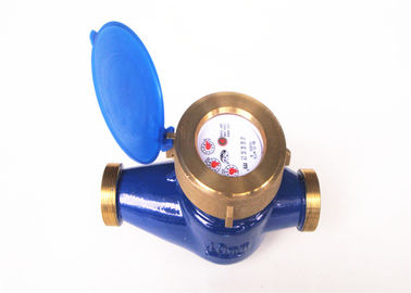 Cina Magnetic Drive Residential Water Meter, 1 1/2 Inch Pulsed Water Meter, LXSG-32E Distributor