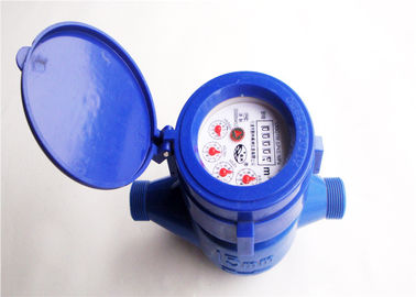 ABS Plastik Multi jet Wet-Dial Cold Water Meter 15mm LXS-15EP