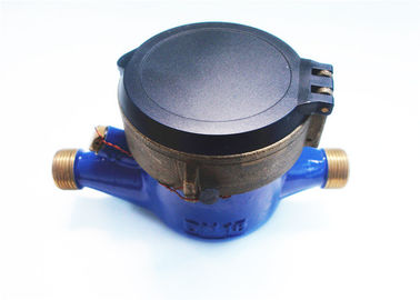 Cina Horizontal Dry Dial Water Meter, Piston Cold House Water Meter, LXH-15A pabrik